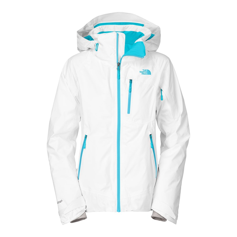 ... blue cfac4 ff106 clearance the north face elemot jacket womens evo  ef88b 455bb ... f23add063