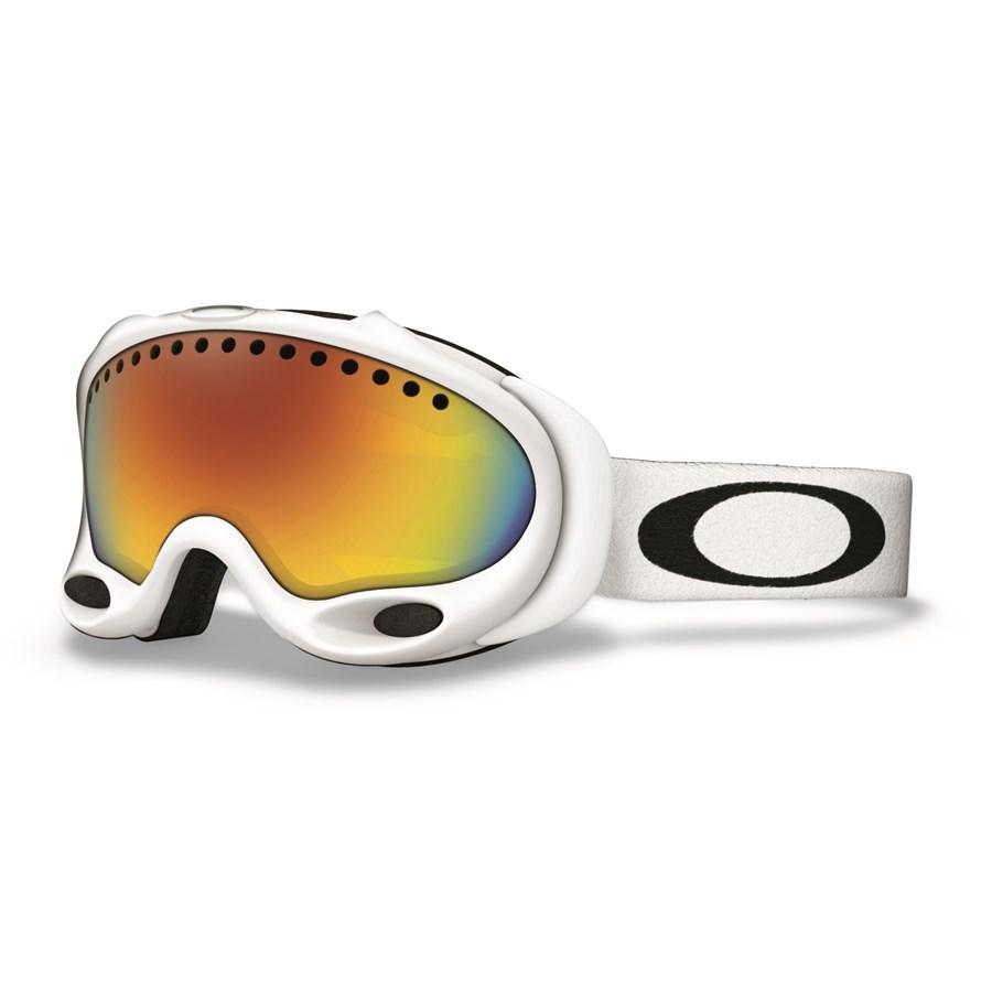 oakley goggles white  Oakley A Frame Goggles