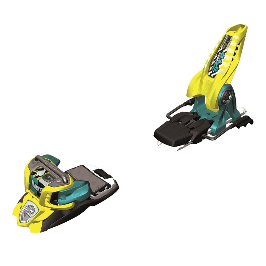 Marker Jester Pro Ski Bindings (110mm Brakes) 2013