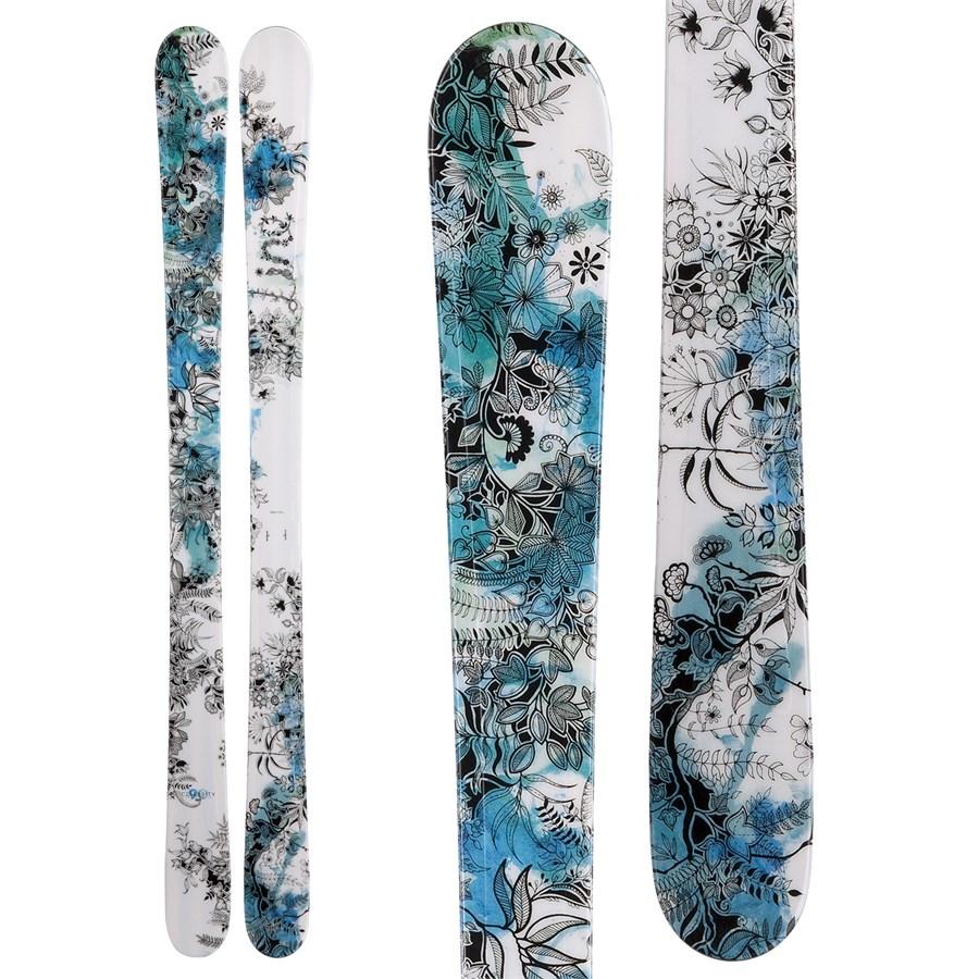 2013 Line Celebrity 90 Ski Review By Skis.com - YouTube