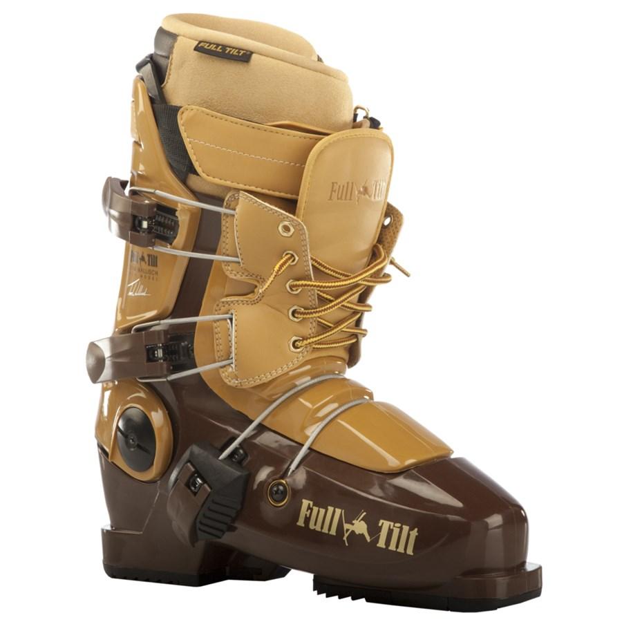 Full Tilt Tom Wallisch Pro Model Ski Boots 2013