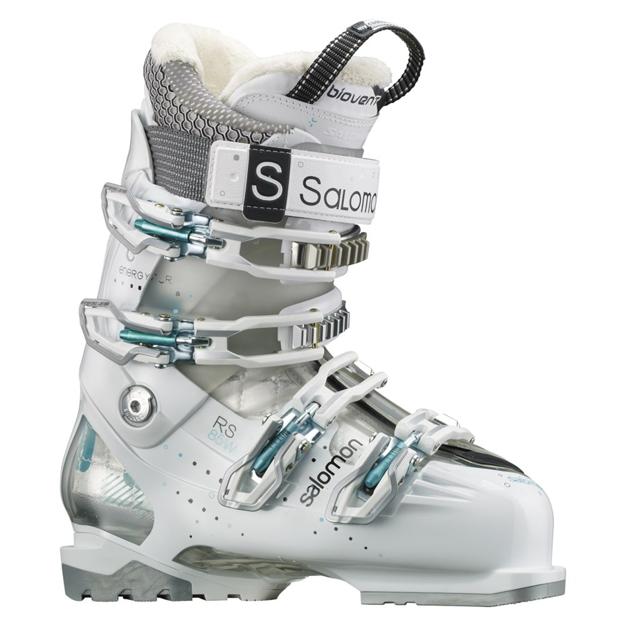 salomon rs 85 ski boots women 39 s 2013 evo outlet. Black Bedroom Furniture Sets. Home Design Ideas