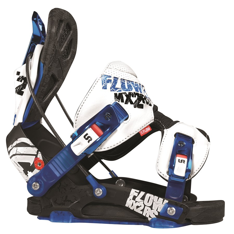 Flow NX2-RS Snowboard Bindings 2013