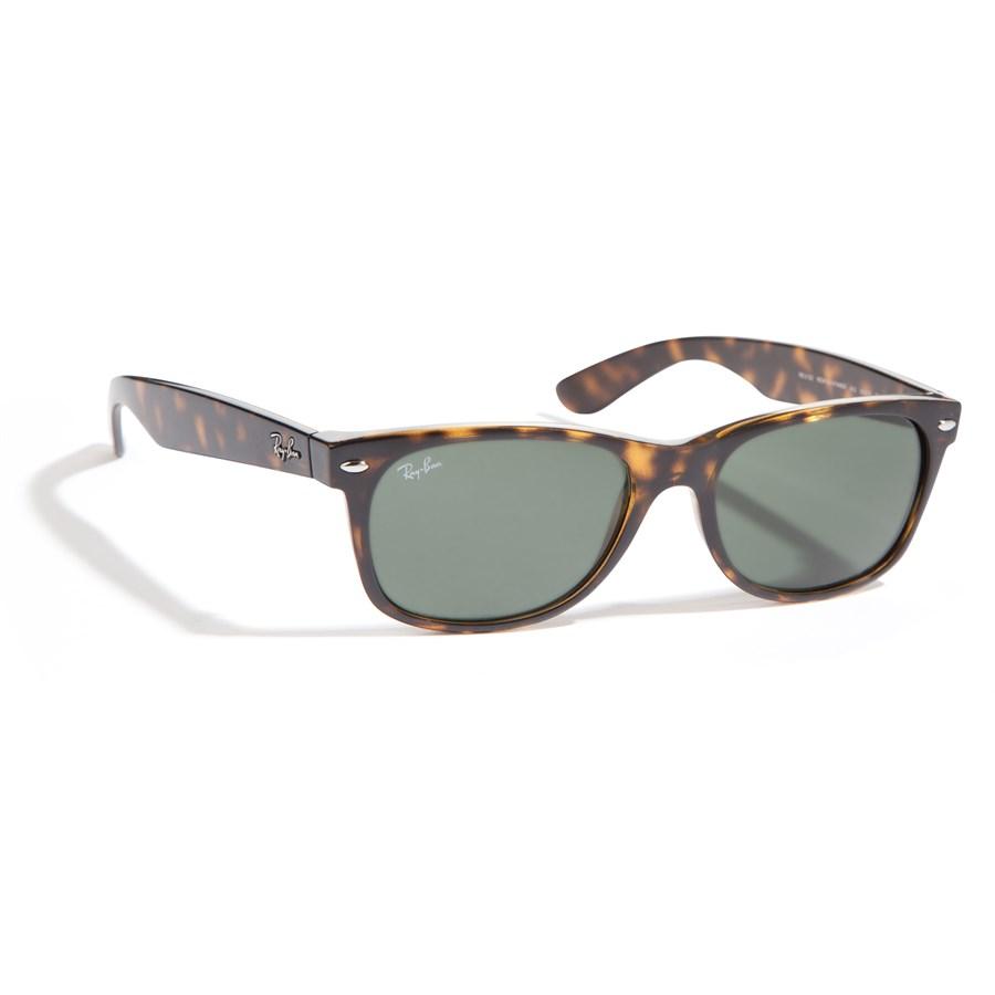 Ray Ban RB 2132 New Wayfarer 55 Sunglasses | evo