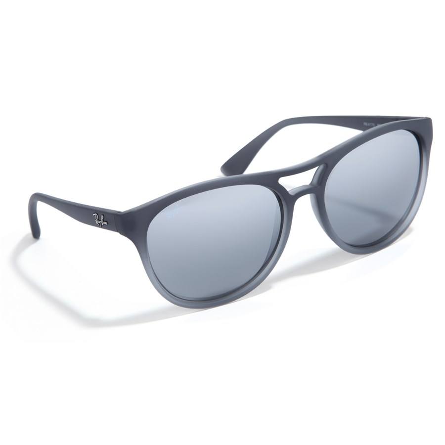 Ray Ban Rb4125 Cats Sunglasses Brown Frame Gray Gradient Lens ...