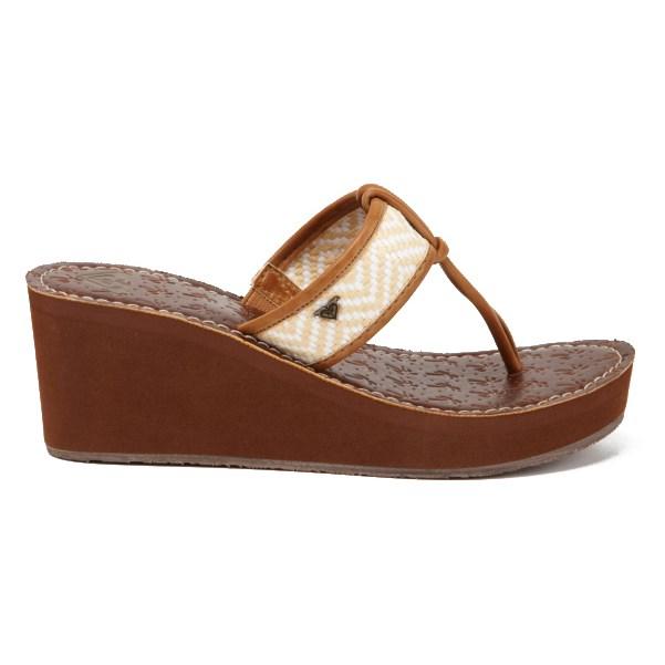 7b918beca92e Roxy Padma Wedge Sandals - Women s