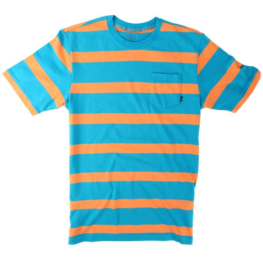 Nike hype stripe dri fit t shirt evo for Dri fit material shirts