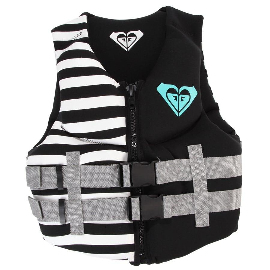 roxy vest wakeboard uscg syncro vests enlarge evo shown zoom