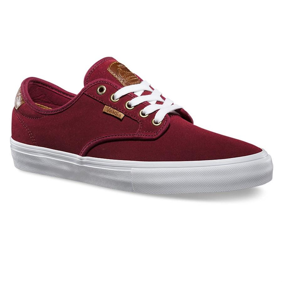 Vans Saddle Shoes