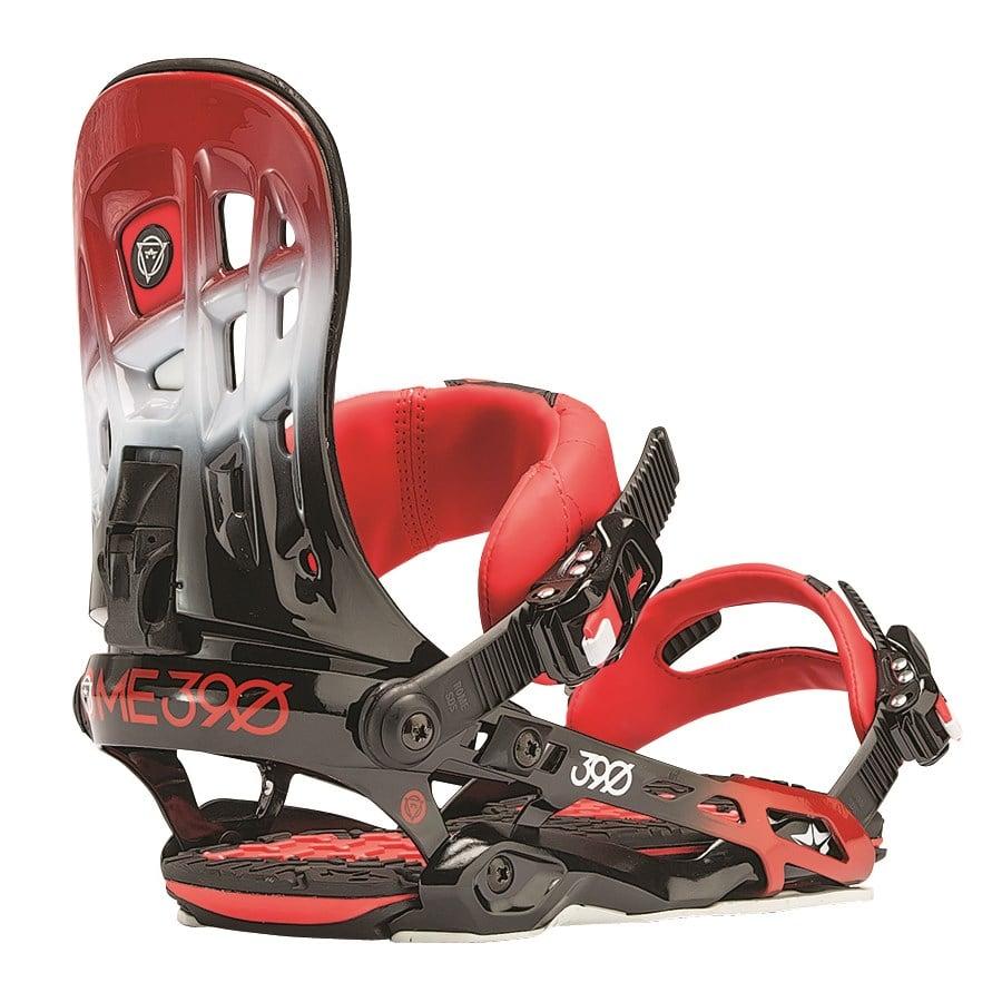 Rome 390 Snowboard Bindings 2014
