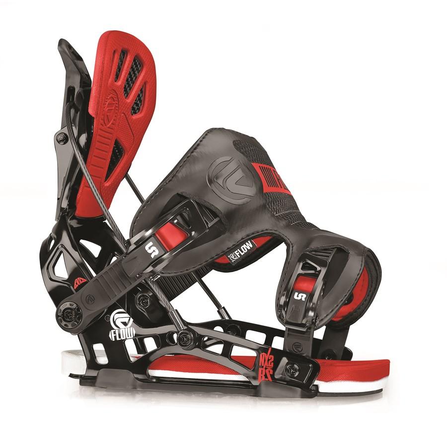 Flow NX2-RS Snowboard Bindings 2014