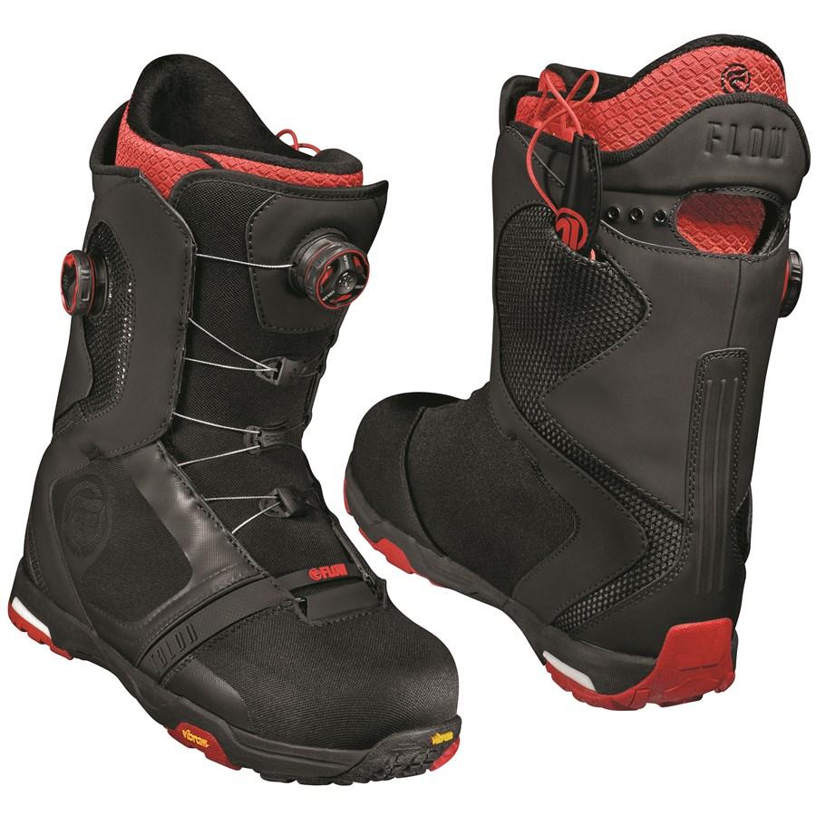 flow talon focus snowboard boots 2014 | evo