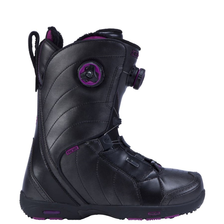 ride cadence focus boa snowboard boots s 2014