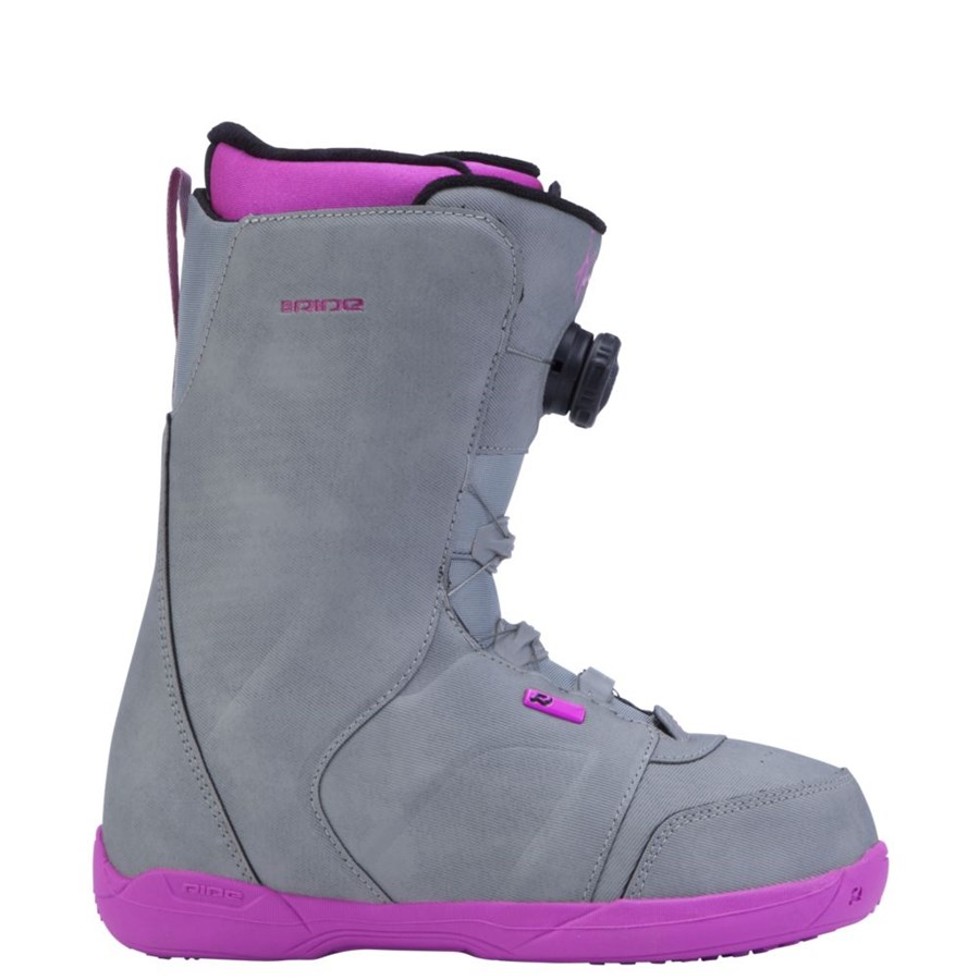 ride boa snowboard boots s 2014 evo outlet