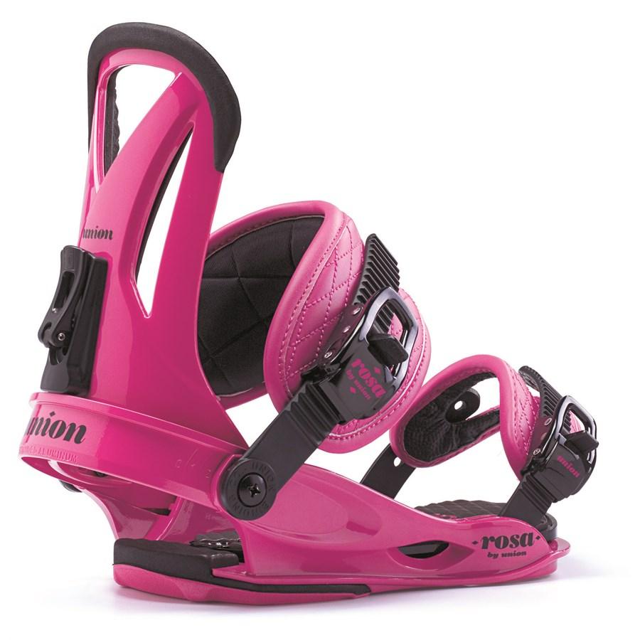 Union Rosa Snowboard Bindings - Women's 2014