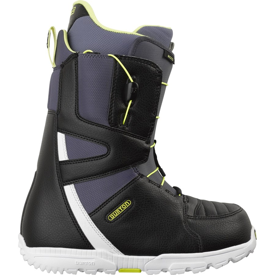 Burton Moto Snowboard Boots 2014 | evo