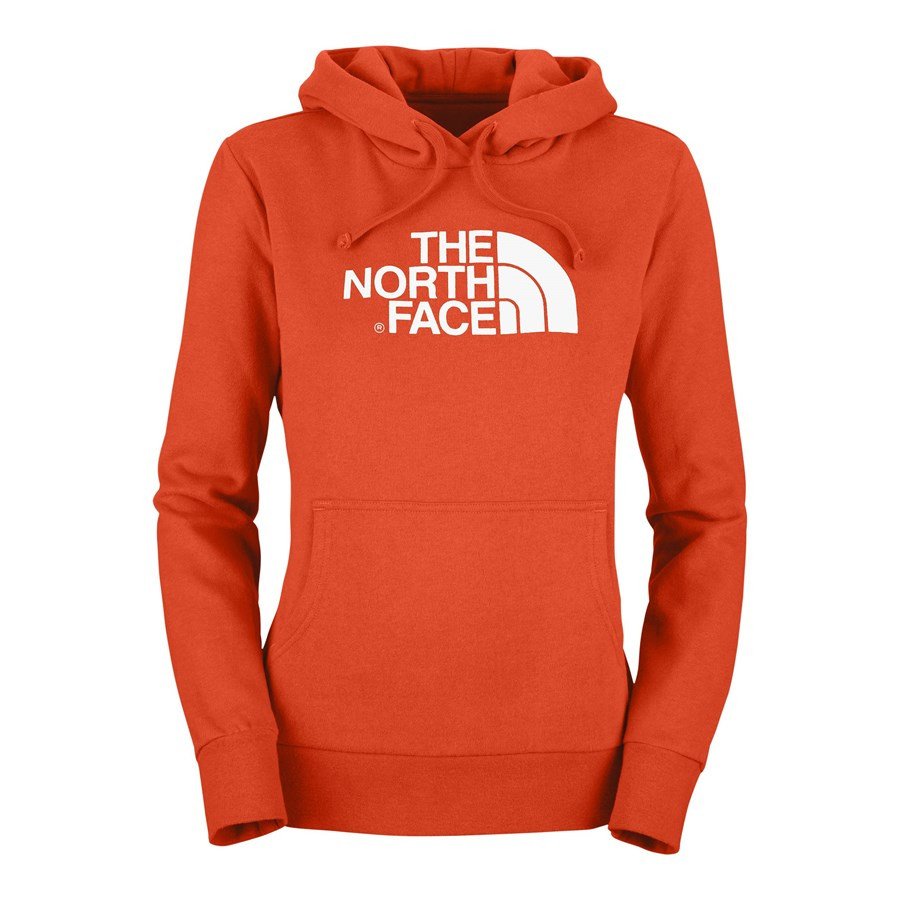 Womens north face half dome hoodie