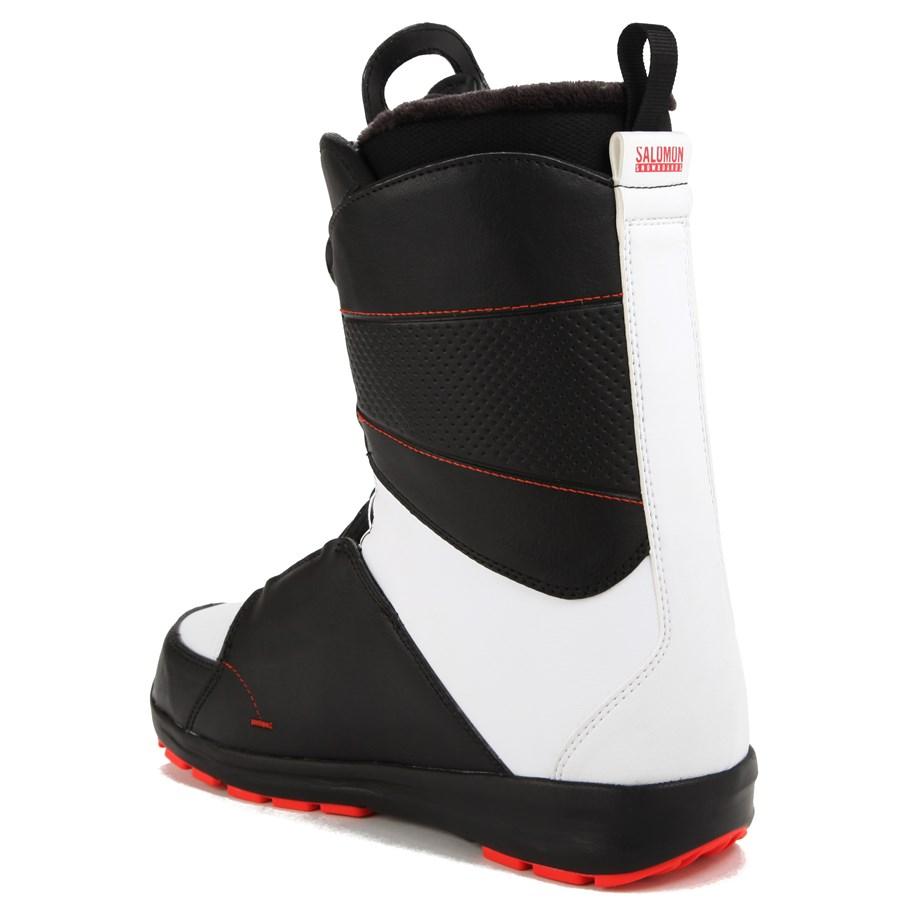 Test boots Salomon Faction Boa 2015 : boots de snowboard