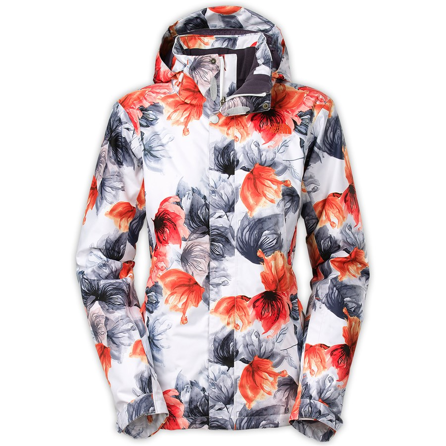 The North Face Freedom Print Jacket Women S Evo Outlet