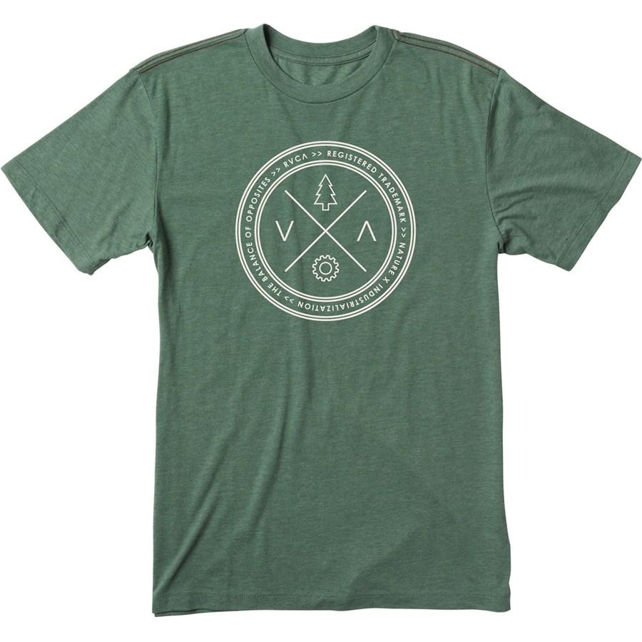 RVCA The Balance Of Opposites Graphic Sweatshirt
