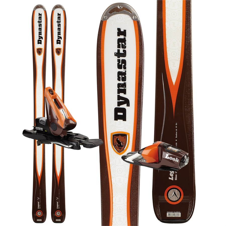 Dynastar Legend 94 Skis + Look NX 12 Demo Bindings