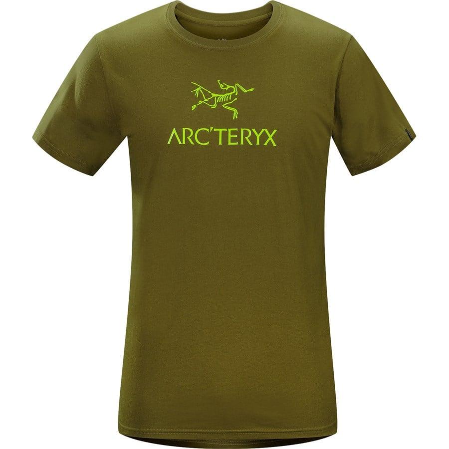 Arc 39 Teryx Arc 39 Word T Shirt Evo Outlet