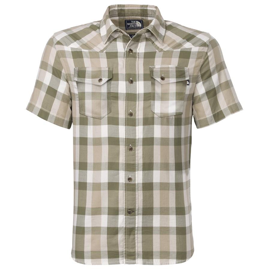 The north face gardello short sleeve button down shirt for The north face short sleeve shirt