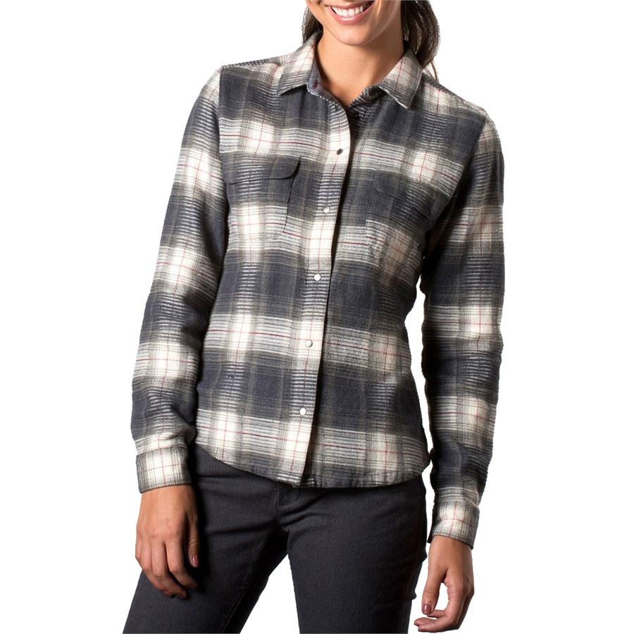 Horny Toad Mojacette Long Sleeve Button Down Shirt Women