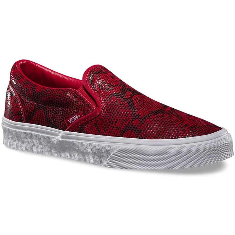 vans classic slipon shoes womens evo outlet