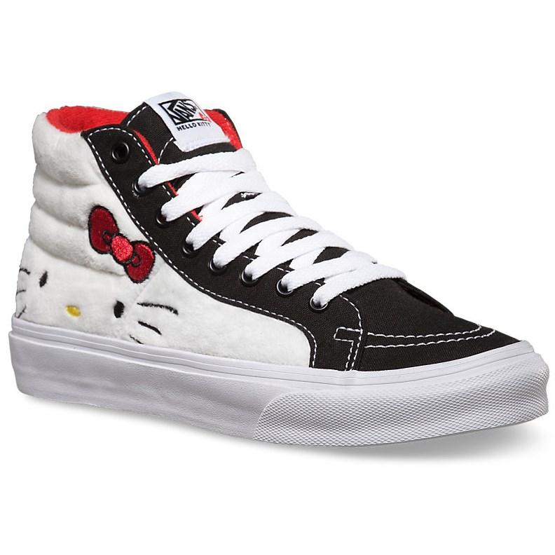 Vans SK8-Hi Slim Hello Kitty Shoes
