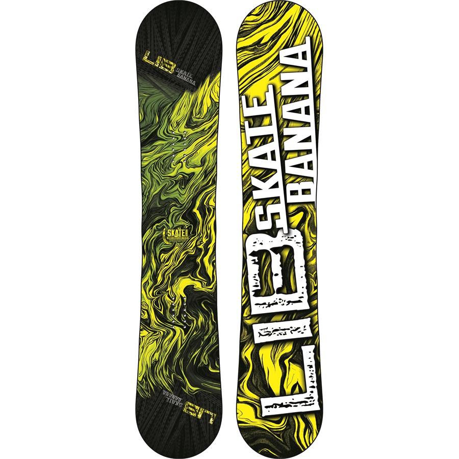 lib tech skate banana btx snowboard 2015 evo outlet. Black Bedroom Furniture Sets. Home Design Ideas