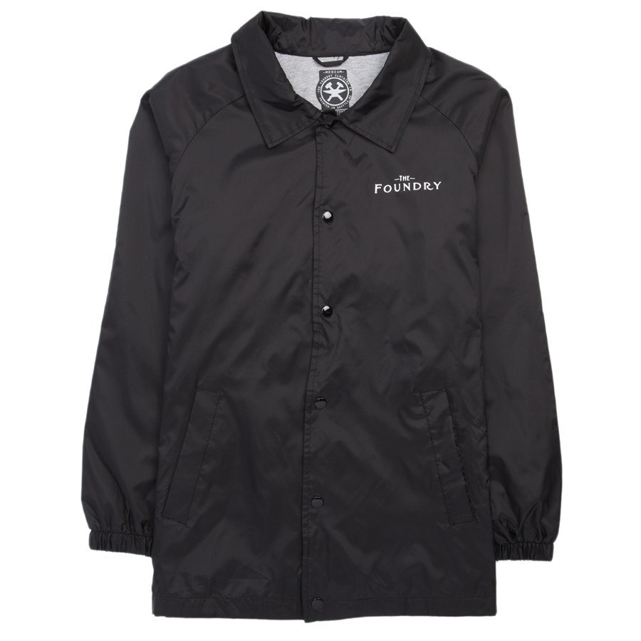 The foundry clothing dealer flag jacket evo outlet for Foundry men s polo shirts