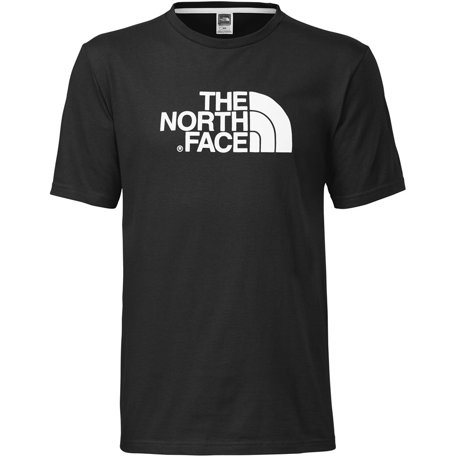 the north face half dome t shirt evo. Black Bedroom Furniture Sets. Home Design Ideas