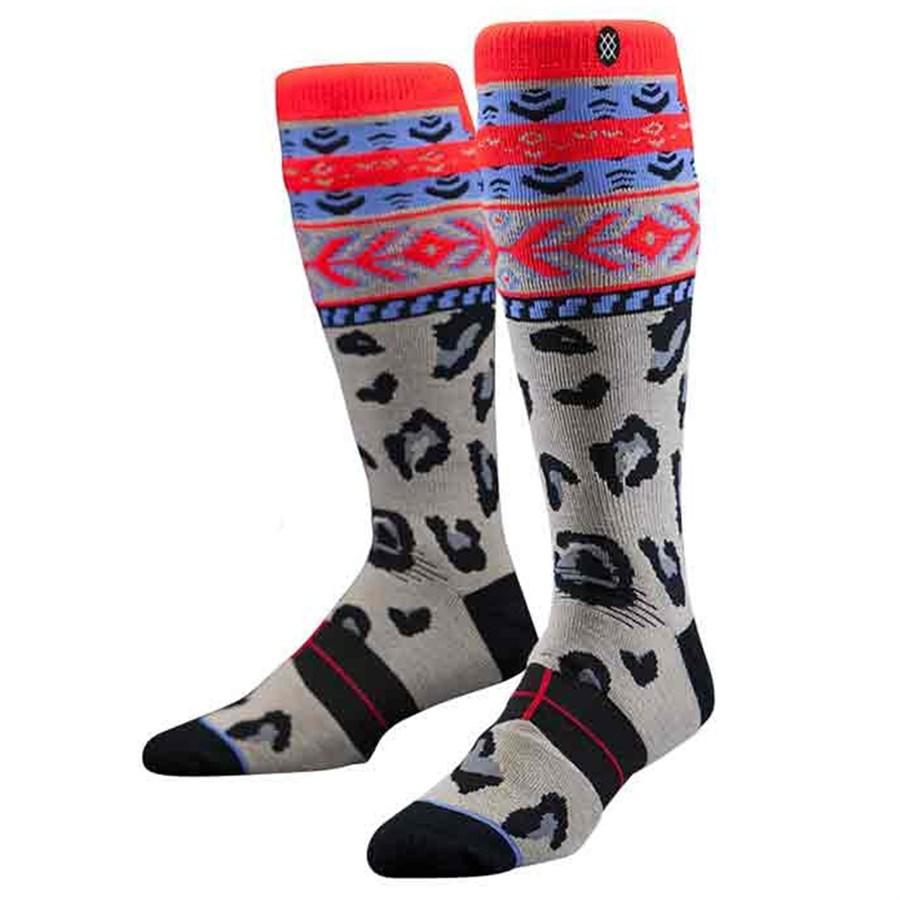 Stance Snow Leopard Snowboard Socks
