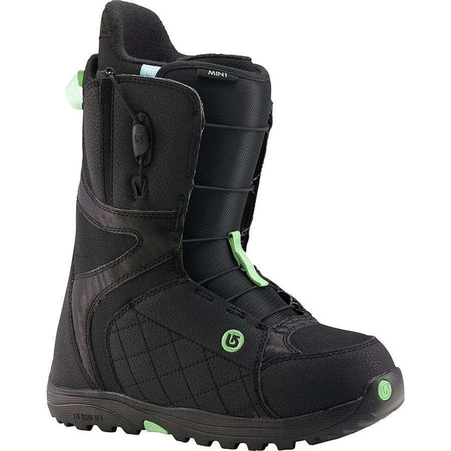 burton mint snowboard boots s 2015 evo