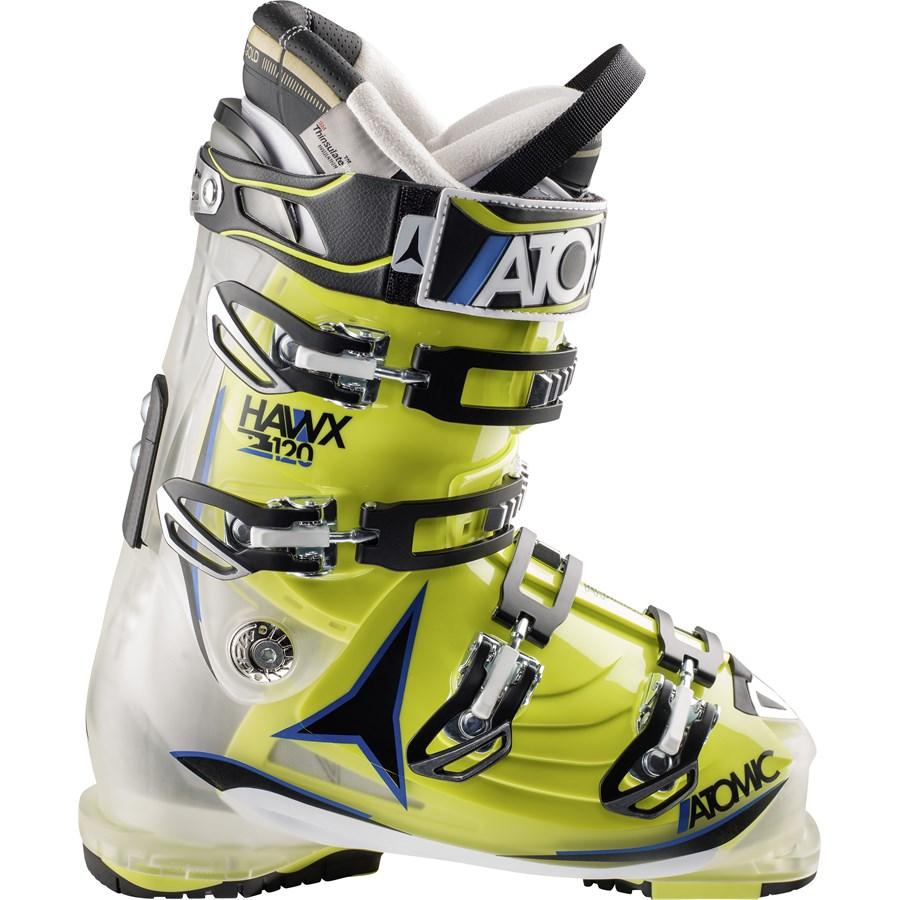 wholesale dealer f7ef9 bc628 Atomic Hawx 2.0 120 Ski Boots 2015