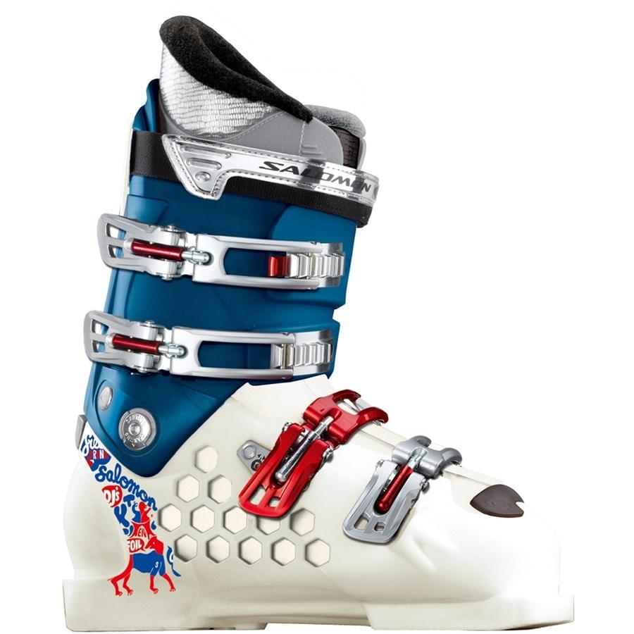 salomon foil ski boots 2007 evo outlet. Black Bedroom Furniture Sets. Home Design Ideas