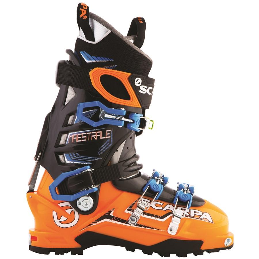 Scarpa Maestrale 1 0 Alpine Touring Ski Boots 2015 Evo