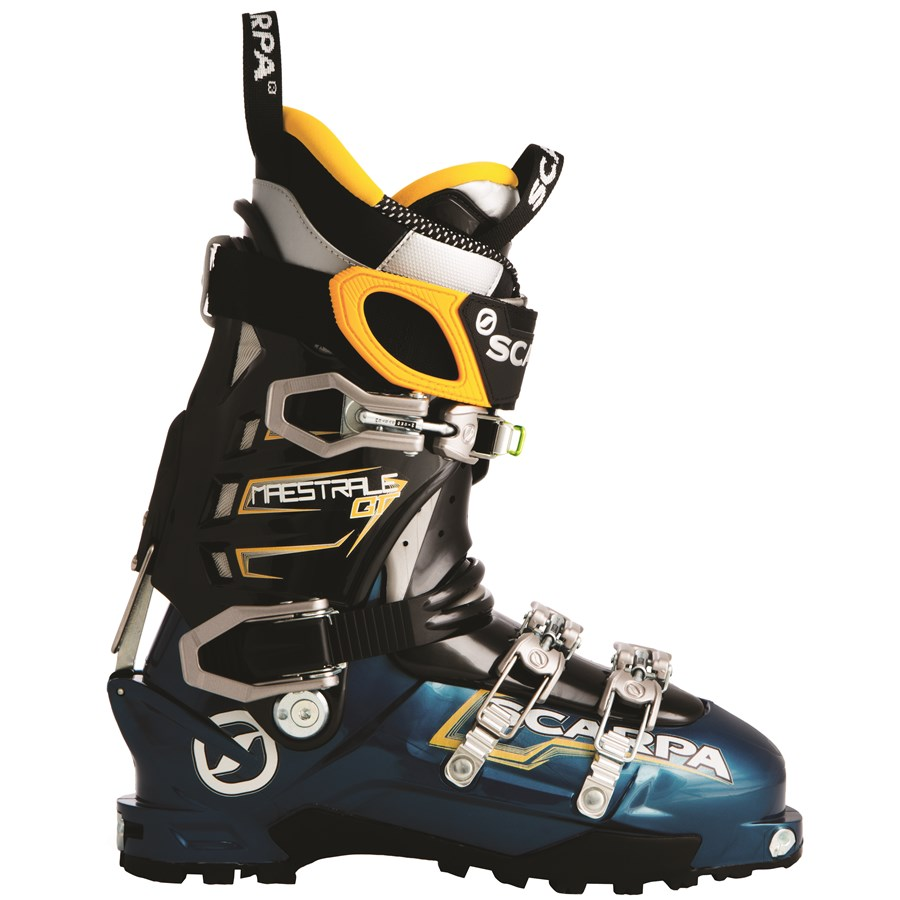 Scarpa Maestrale Gt Alpine Touring Ski Boots 2015 Evo Outlet