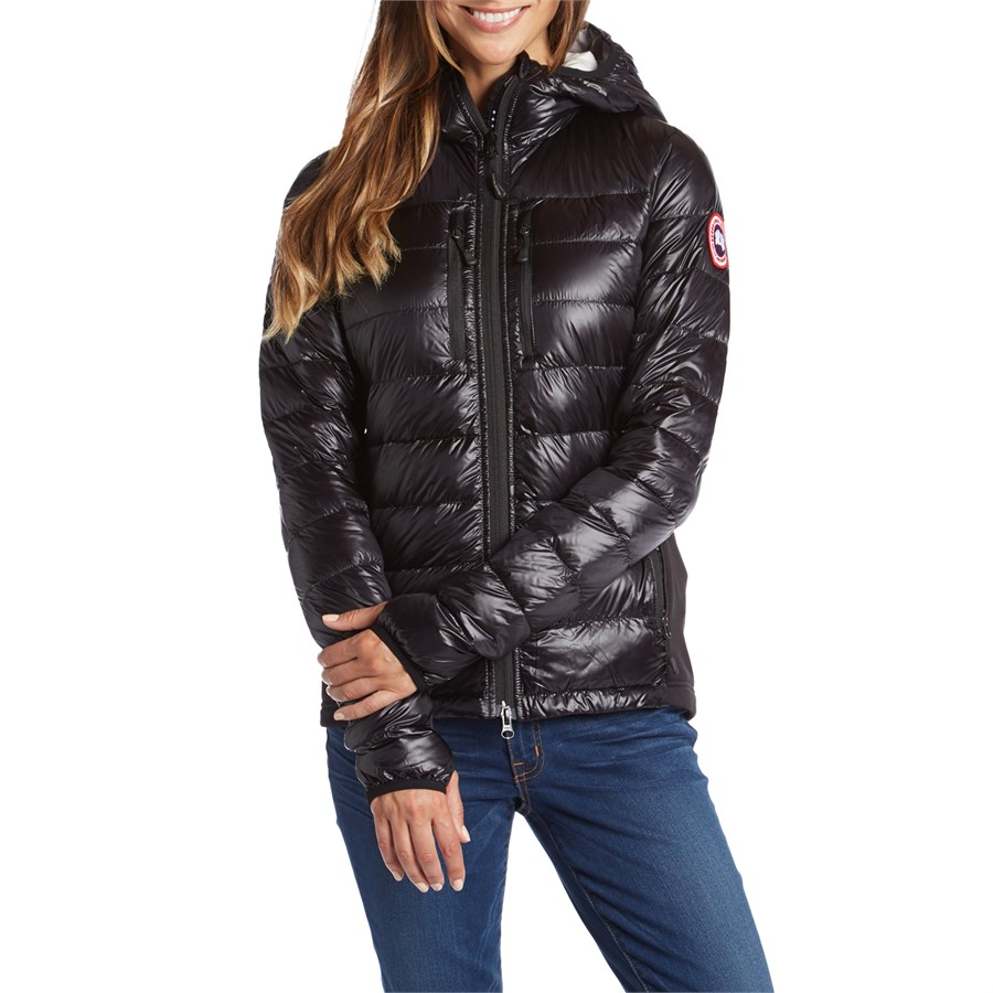 Canada Goose coats online authentic - Canada Goose Hybridge Lite Hoodie - Women's | evo outlet