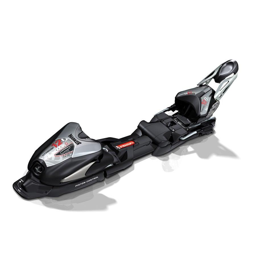 Marker Titanium 12.0 Piston Control (110mm Brake) Ski