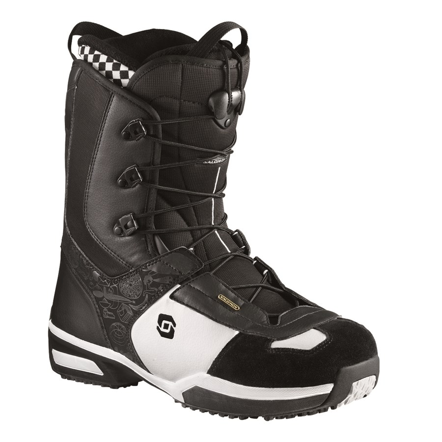 bas prix e2be4 7ddec Salomon Dialogue Snowboard Boot 2007