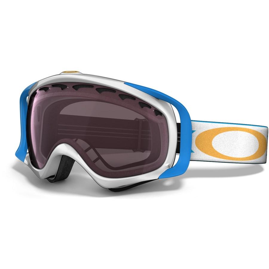 cheap oakley snowboard goggles  Oakley Jamie Anderson Signature Crowbar Goggles - Women\u0027s