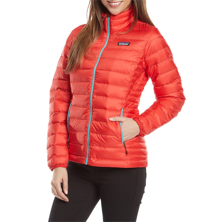 Womens Red Down Jacket - Best Jacket 2017