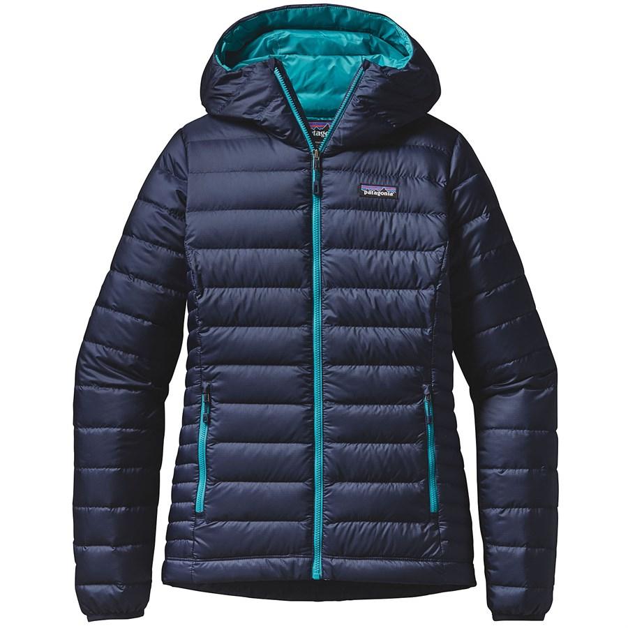 Patagonia down hoodie