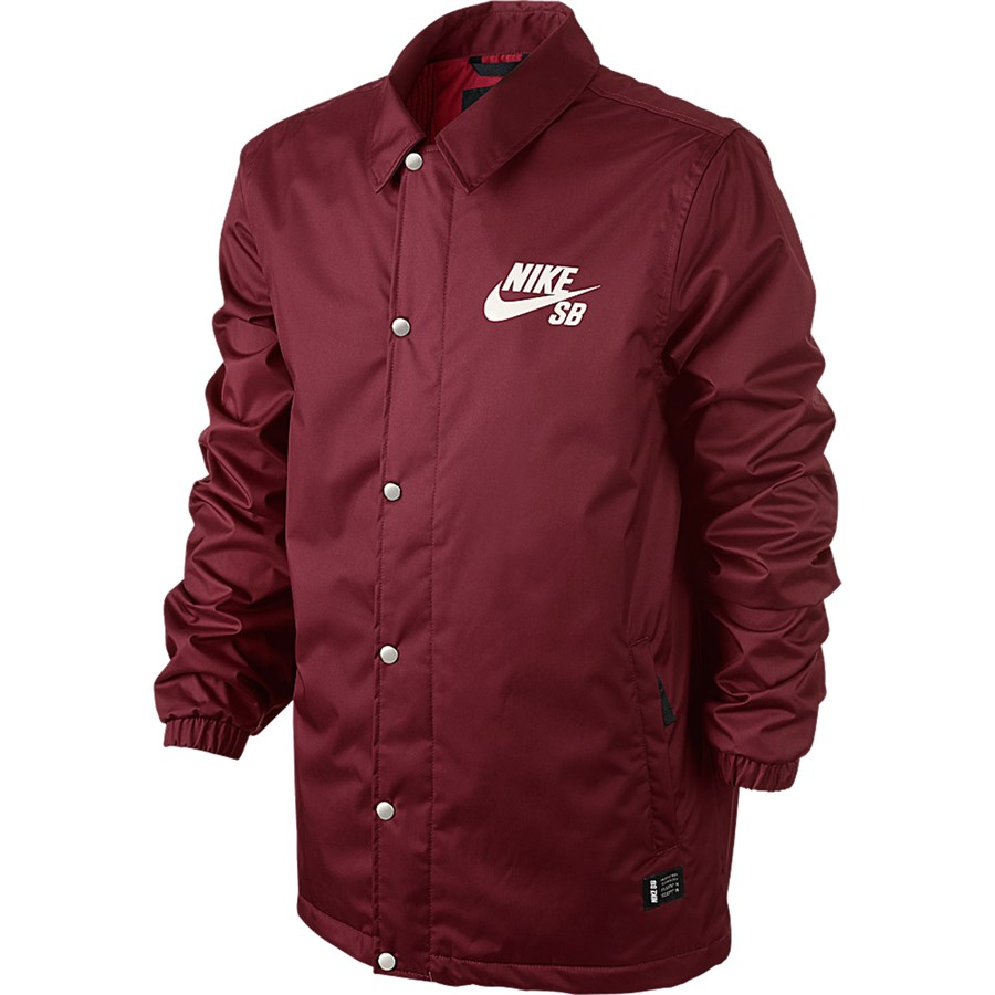 Nike sb assistant coaches jacket evo for Coach jacket