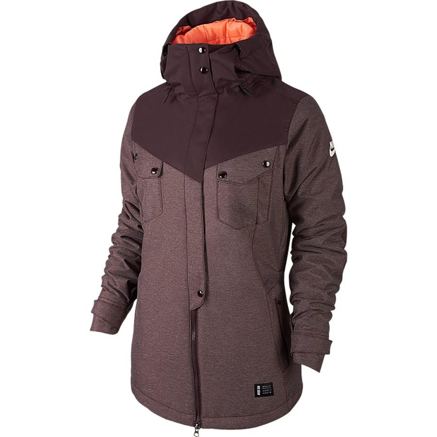 Nike womens snowboard jacket
