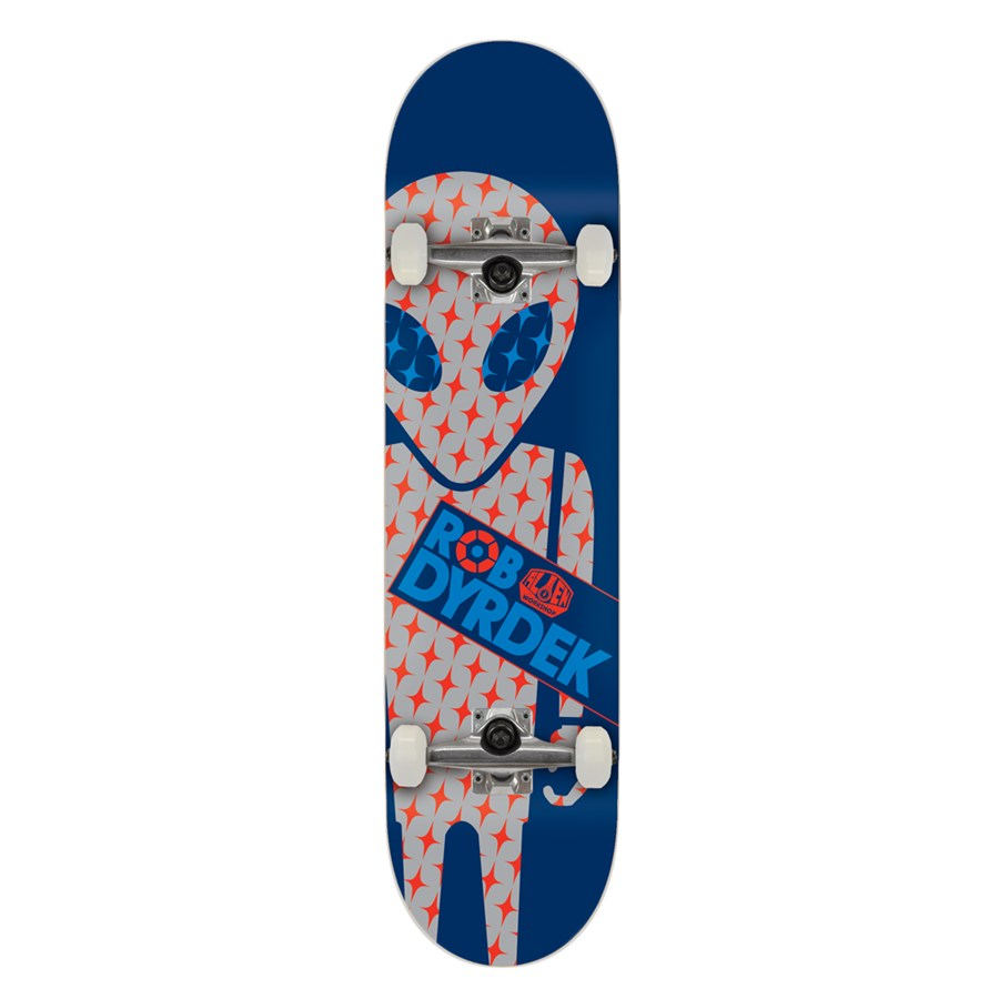 Alien Workshop Dyrdek Soldier 7.75 Skateboard Complete ...