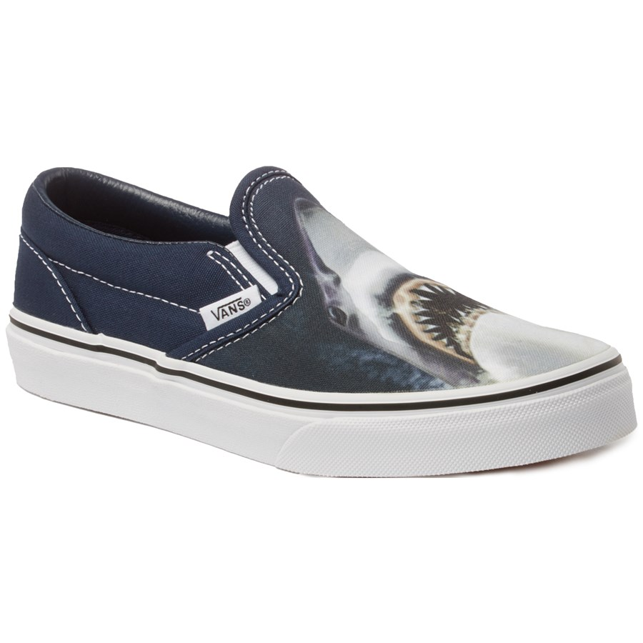 Vans Classic Slip On Shoes Big Boys Evo