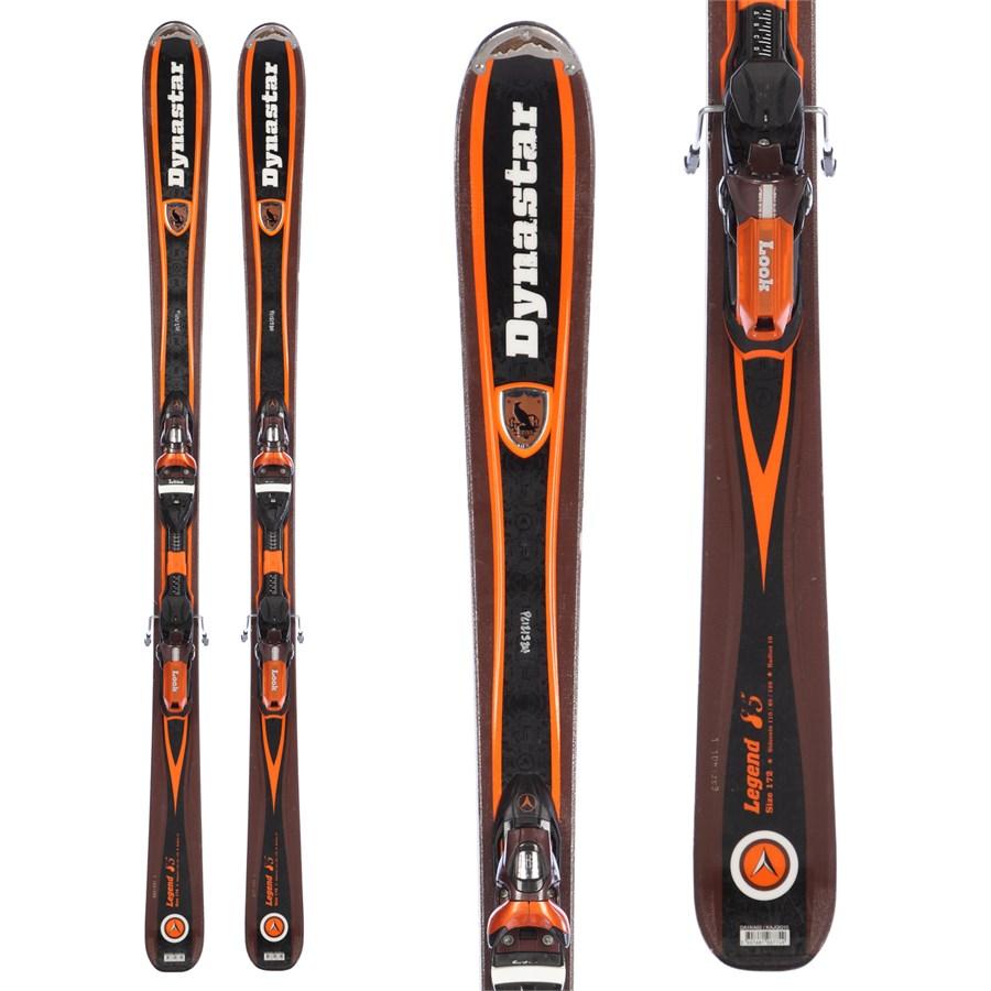 Dynastar Legend 85 Skis + PX 12 Demo Bindings
